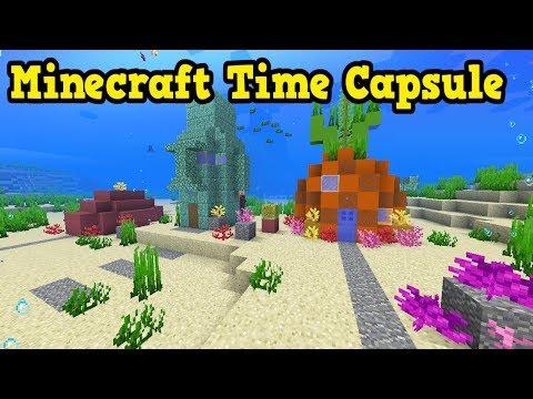 Minecraft 2020 Time Capsule - Big Predictions