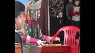 Горловое женское пение от Чарковой Юлии. Этника. Чатхан.(Уникальное женское горловое пение... Видео отснято в день открытия