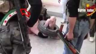 "Torture in Syria - in the Name of ""Freedom, Democracy, Human Rights"" ©"