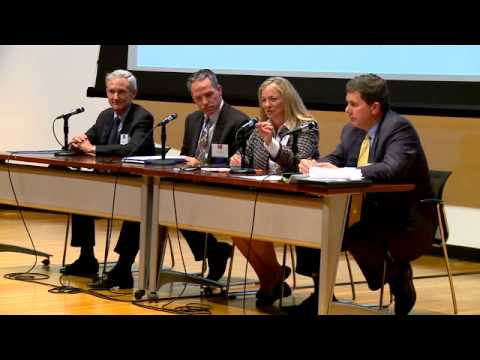 The Panel Discussion by Boston Business leaders, moderated ...