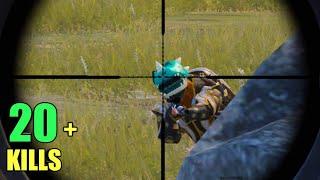 Levinho vs SKILLED sniper | Who will win? | PUBG MOBILE