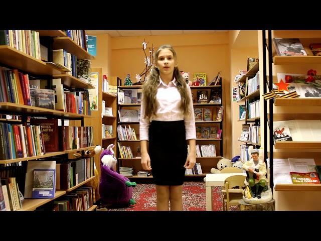 Изображение предпросмотра прочтения – ВалерияСуздалева читает произведение «Доброту не купишь на базаре» А.Д.Дементьевa