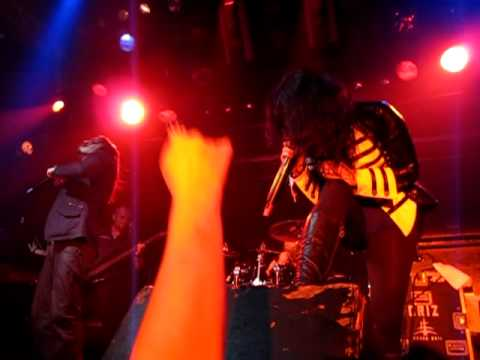 Lacuna Coil - Tight Rope [Live at Foufounes]
