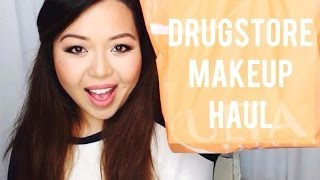 Drugstore Makeup Haul! Thumbnail