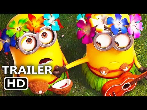 Thumbnail: DЕSPІCАBLЕ MЕ 3 Official Trailer # 3 (2017) Minions Animation Movie HD