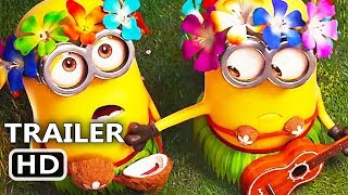 DЕSPІCАBLЕ MЕ 3 Official Trailer # 3 (2017) Minions Animation Movie HD