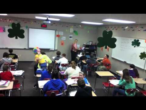 Seaman Middle School math class Harlem Shake!