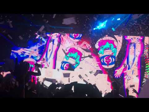 Slushii ft. Marshmello There X2 Live