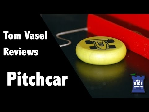 Pitchcar Review - with Tom Vasel