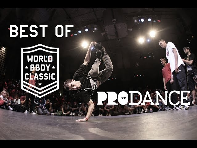 Best Moments of World BBoy Classic