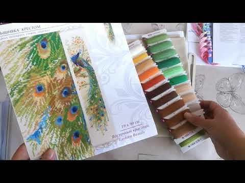 Обзоры наборов Чаривна Мить, сделай своими руками, риолис, марья искусница