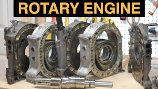 How Rotary Engines Work - Mazda RX-7 Wankel - Detailed Explanation - YouTubeYouTube