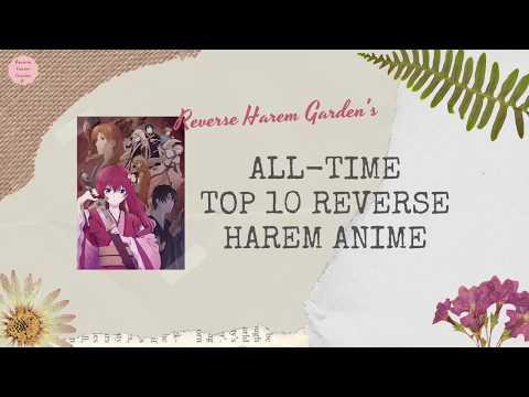 Reverse Harem Garden's All-Time Top 10 Reverse Harem Anime
