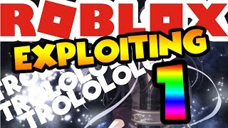 ROBLOX EXPLOITING IN WATERPARK | With Stella | Script Executor | Lvl 7 |