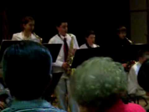 cms stageband-Mary Anne