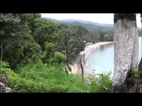 Senggigi Beach Area Lombok Indonesia