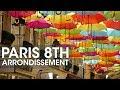 Paris' 8th Arrondissement - 20 in 20 Day 8 - Le Village Royal, Champs Elysees, and Parc Monceau