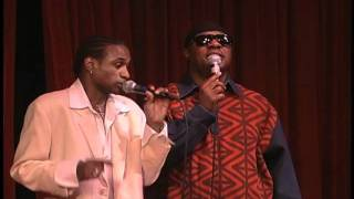 Tommy Davidson & Stevie Wonder