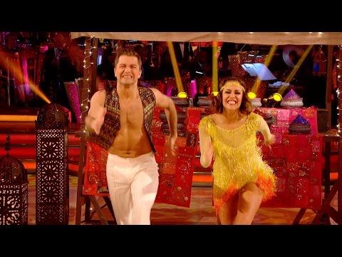 Caroline Flack & Pasha Kovalev Charleston to 'Istanbul'  Strictly Come Dancing: 2014  BBC One