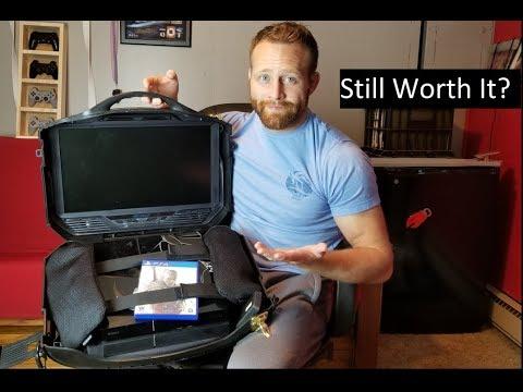 GAEMS Vanguard portable gaming screen. Still worth it?