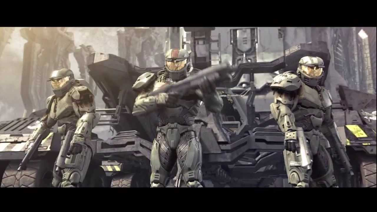 Epic Movie Hd Wallpapers Halo Wars Cutscenes Quot Monsters Quot 13 15 Hd Youtube