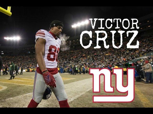WR|| VICTOR CRUZ || GIANTS || 2016 HIGHLIGHTS