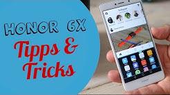 Honor 6x: Die besten Tipps, Tricks & Funktionen | deutsch (feat. tblt.de)