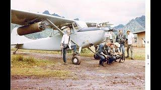 Best of Vietnam War Forward Air Controller Cessna O-1 L19 Birddog flight videos