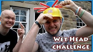 Wet Head Challenge - Safety First !!! w/iBallisticSquid
