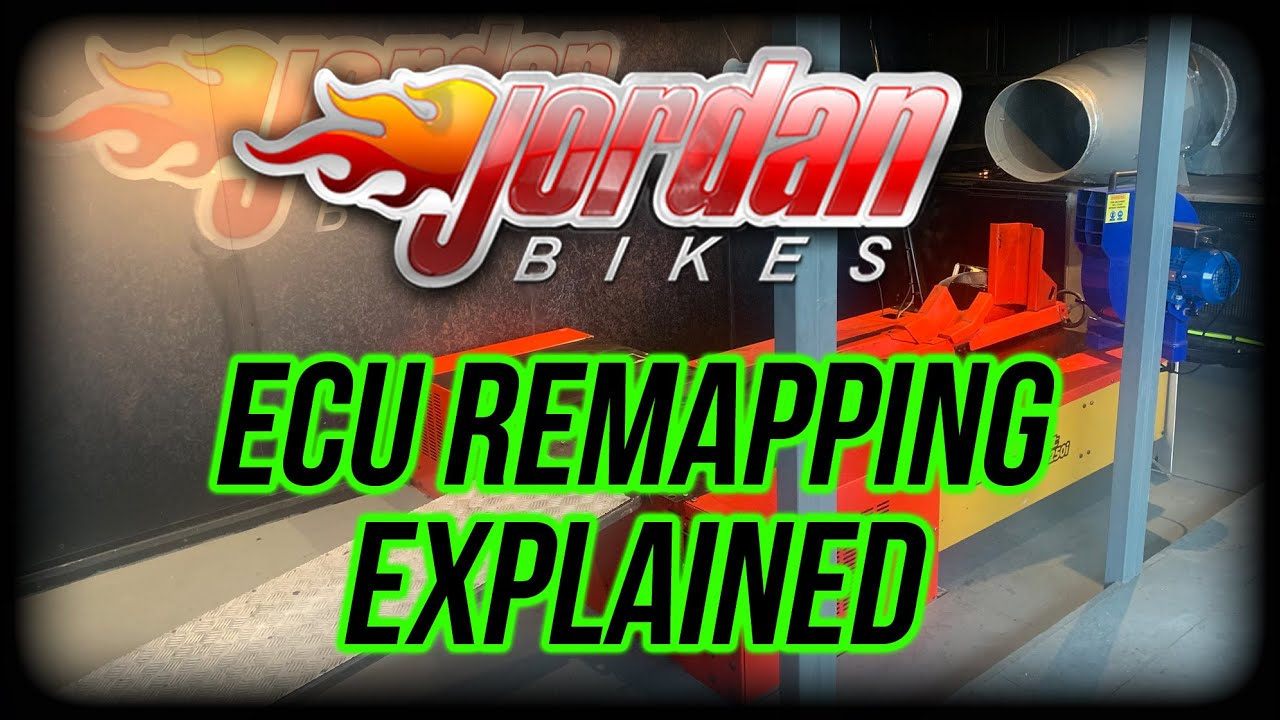 ECU REMAPPING / FLASHING EXPLAINED FOR MOTORCYCLES - JORDAN BIKES LEEDS