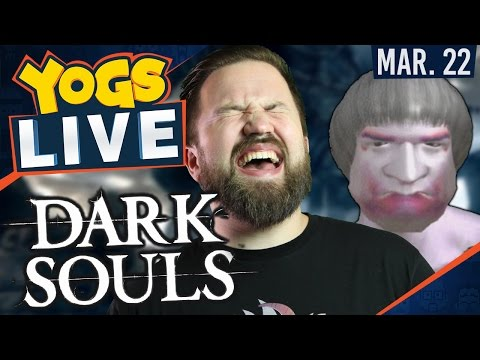 Dark Souls Noob - Turps & Harry - 21st March 2017