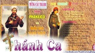 Album Thánh Phanxicô - Bài Ca Tạo Vật, Ca đoàn Đức Mẹ Hằng Cứu Giúp