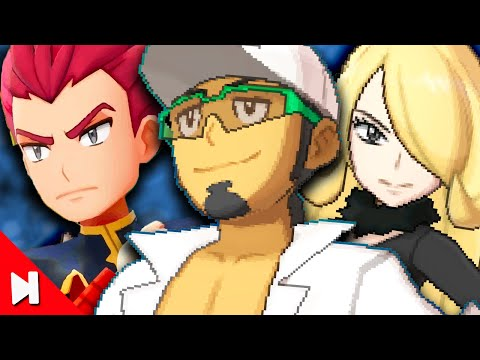 Generation 7 Saved The Elite Four   Boss Battle Breakdown