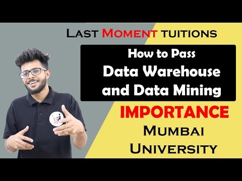 How To Pass Data Warehouse And Data Mining | Data Warehouse And Data Mining Importance