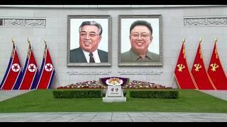Военный парад в Северной Корее - 2017 (полная версия)