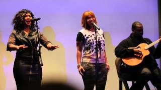 """Mary Mary Performing """"I Worship You"""" Live at Season 3 Reality Show Screening in NYC 2/25/14"""