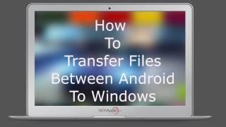 SHareIt Tutorial to Transfer Files between Android & PC : Laptop 2017 screenshot 4