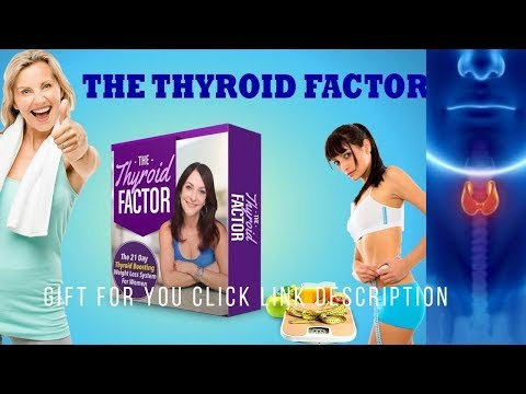 the-thyroid-factor-|firm-belly-in-only-21-days-|-lose-weight-fast