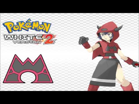 Pokemon RSE Team Aqua Magma Battle (B2W2 Soundfonts)