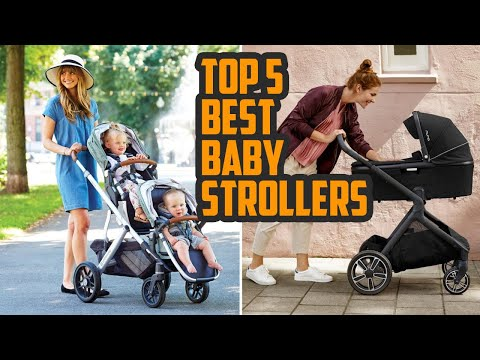 Top 5 Best Lightweight Baby Strollers In 2020 [ Strollers For  Newborn And Car Seats]