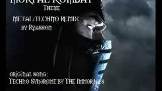 Mortal Kombat Theme METAL TECHNO REMIX By Ryashon
