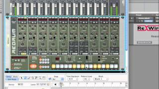 How to Use Redrum - Reason 5 Tutorial - Make Beats