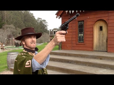"Gregg Williams - Clint Eastwood Impersonator - EPISODE 1 ""On Location"""