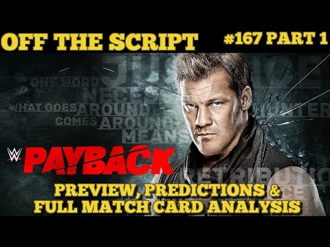 WWE Payback 2017 Preview & Predictions - WWE Off The Script #167 Part 1