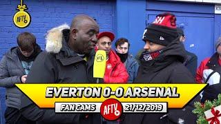 Everton 0-0 Arsenal | I Wish Arteta All The Best & Xhaka Was Man Of The Match! (Troopz)