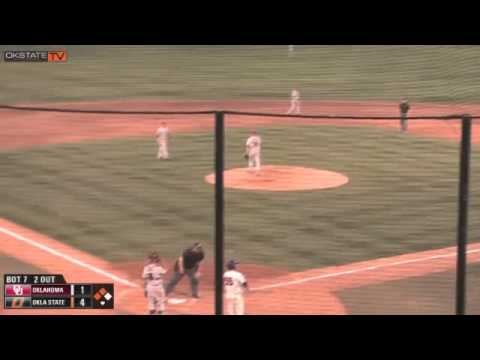 Oklahoma State vs. Oklahoma - 2012 Bedlam Baseball Highlights