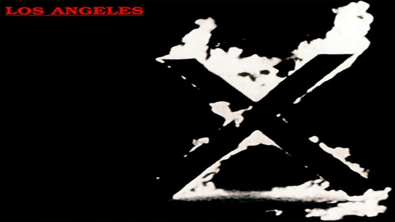 x los angeles full album
