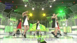 Juice=Juice『CHOICE & CHANCE』(The Girls Live 20150803)