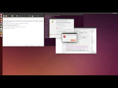 Install IRC/Xchat on Ubuntu and register your nick on a channel