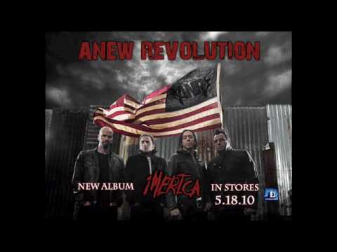 ANEW REVOLUTION - HEAD AGAINST THE WALL  [FULL SONG W/ LYRICS]